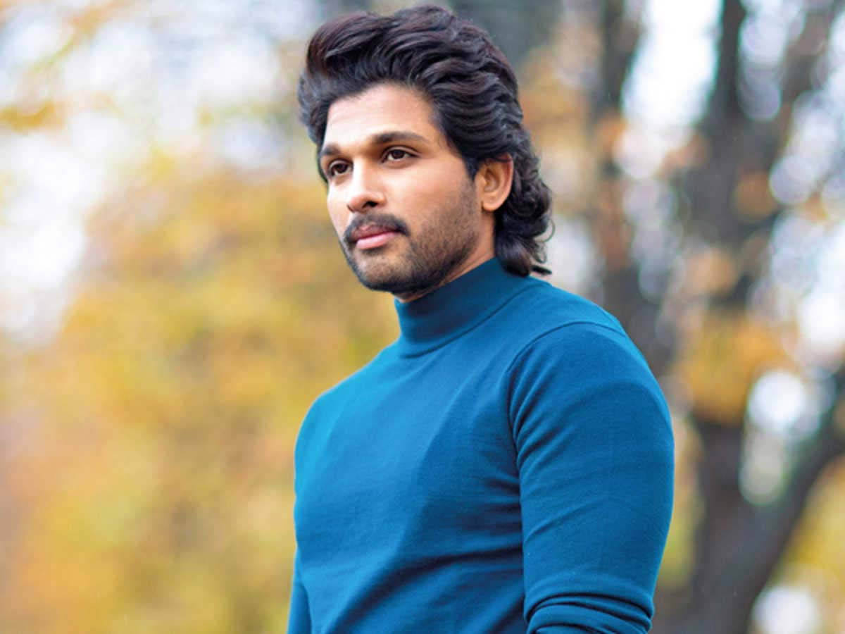 Allu Arjun in web series production