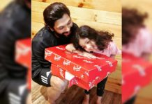 Allu Arjun special birthday gift to daughter Arha