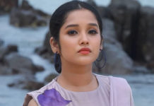 Anikha Surendran Telugu debut with Kappela Telugu remake