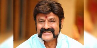 Balakrishna with his cute grandson
