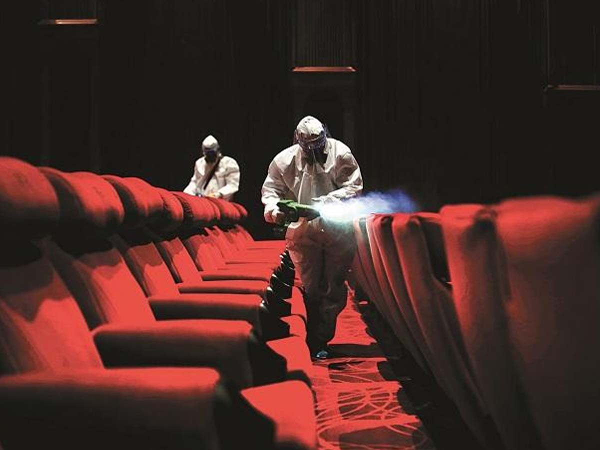 COVID effect: Theaters being closed in Hyderabad