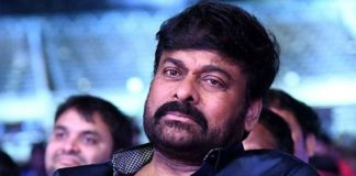 Chiranjeevi in no mood?