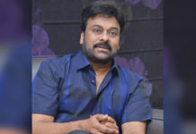 Chiranjeevi tests positive for Coronavirus
