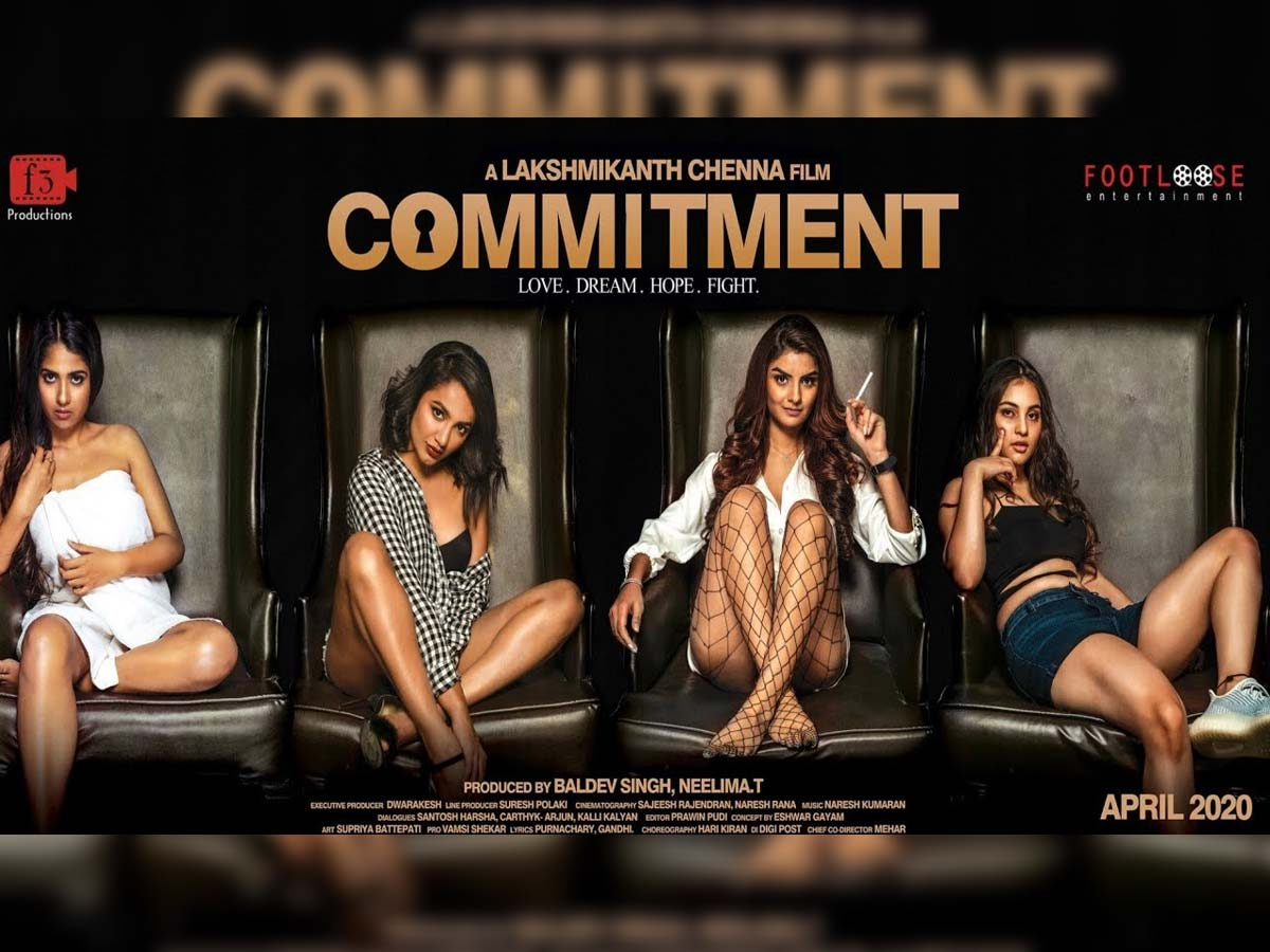 Commitment teaser: Loaded with b*ld scenes and passionate lip-locks