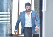 Crazy gossip: Arvind Swamy in Acharya