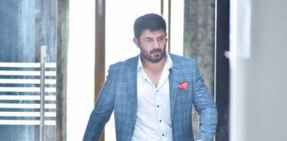 Crazy gossip: Arvind Swamy in Acharya