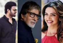 Equal importance to Prabhas, Deepika Padukone and Amitabh
