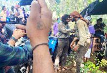 First leak from Allu Arjun Pushpa