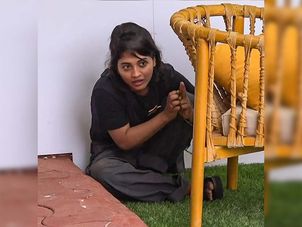 Harika becomes the latest captain in the Bigg Boss house!