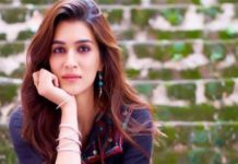 Is Kriti Sanon, the Sita in Adipurush?