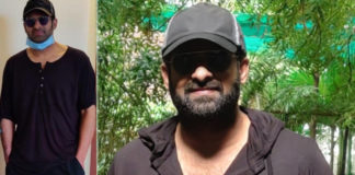Is this Prabhas look for Adipurush?
