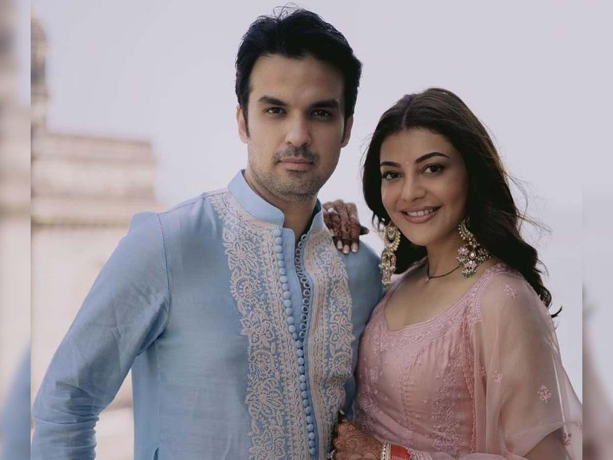 Kajal Aggarwal: My husband is the most non-filmi person