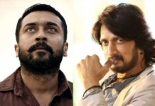 Kichcha Sudeep awestruck by Suriya flawless performance in SP