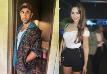 Magadheera special girl dating Amit Sadh?