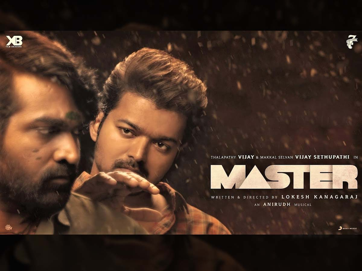 Master teaser review Action packed