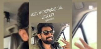 Miheeka: Isn't My Husband Rana Daggubati The Cutest?