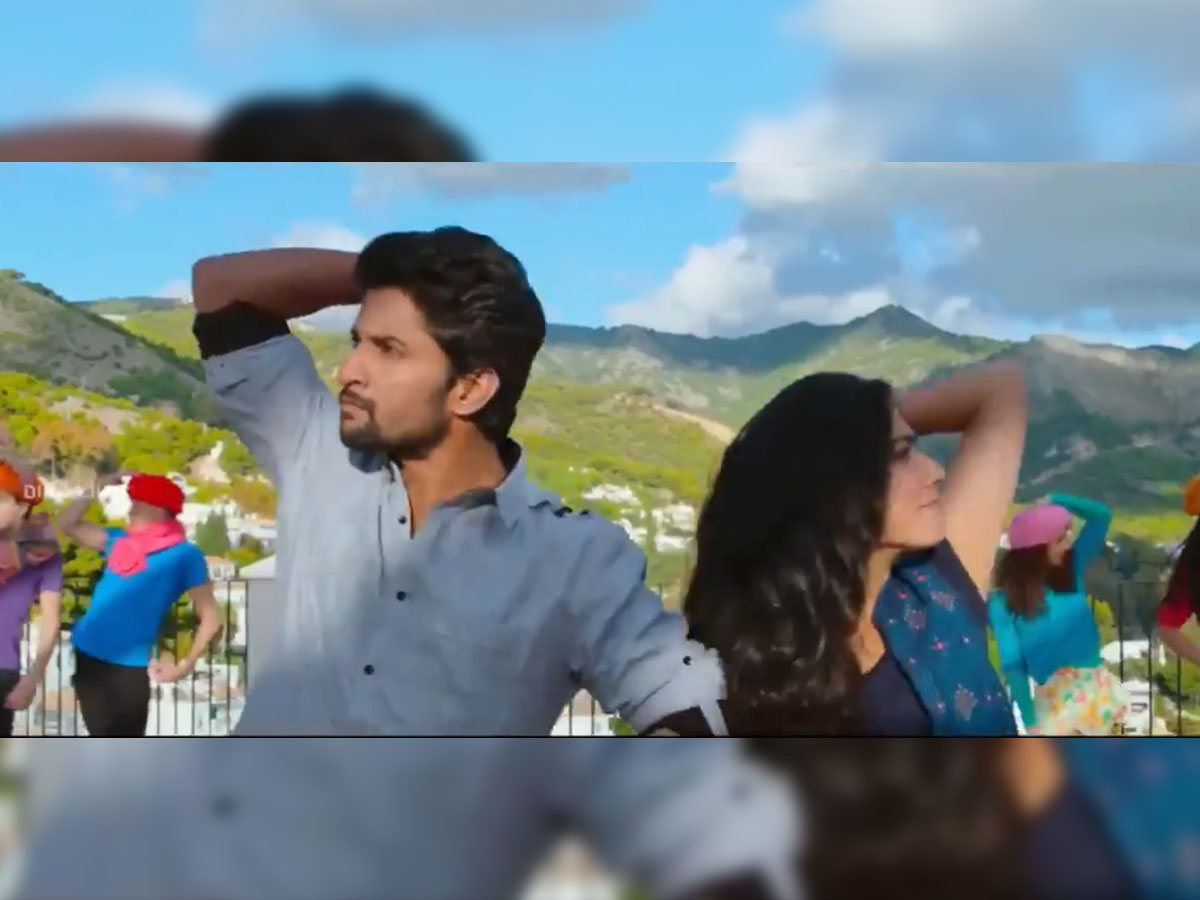 Nani and Sai Pallavi Rowdy Baby song