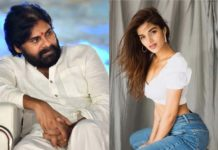 Nidhhi Agerwal in Pawan Kalyan and Krish film?