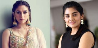 Either Nivetha Thomas or Aditi Roi Hydari inNani film