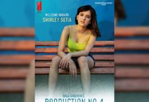 Official: Naga Shaurya to romance Pop Singer