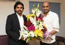 Pawan's birthday wishes to Krish