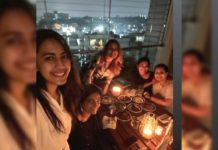 Pic Talk: Niharika's party for mega cousins