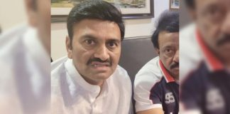 RGV comments on RRR team including Rajamouli, Ram Charan and Jr NTR