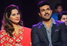 Ram Charan and Upasana vacation in Dubai?