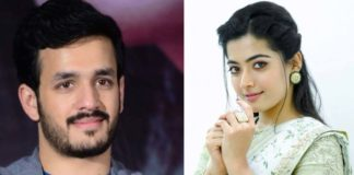 Rashmika Mandanna nod to pair up with Akhil?