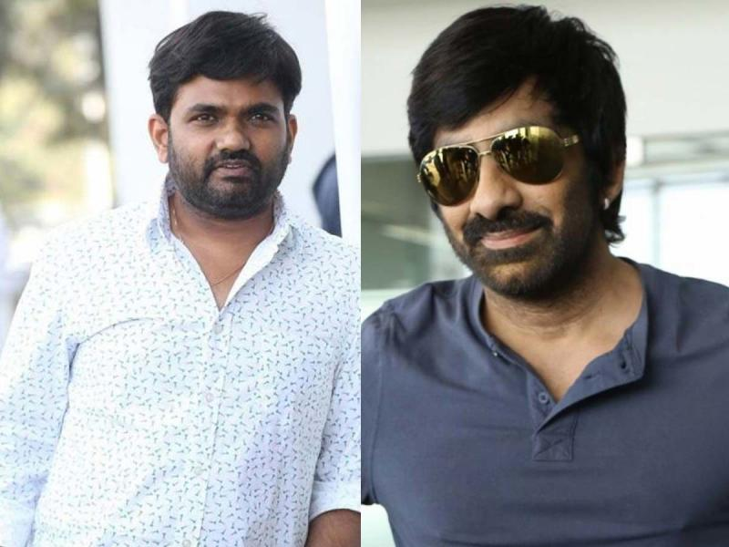 Ravi Teja says no to Maruthi?