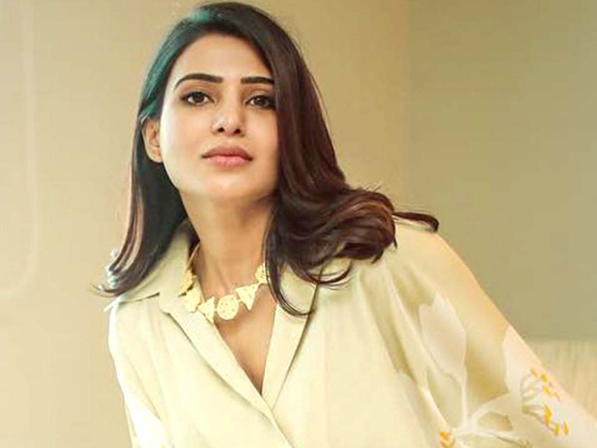 Samantha- A good surprise for everyone