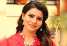 Samantha says No Biggini shoot