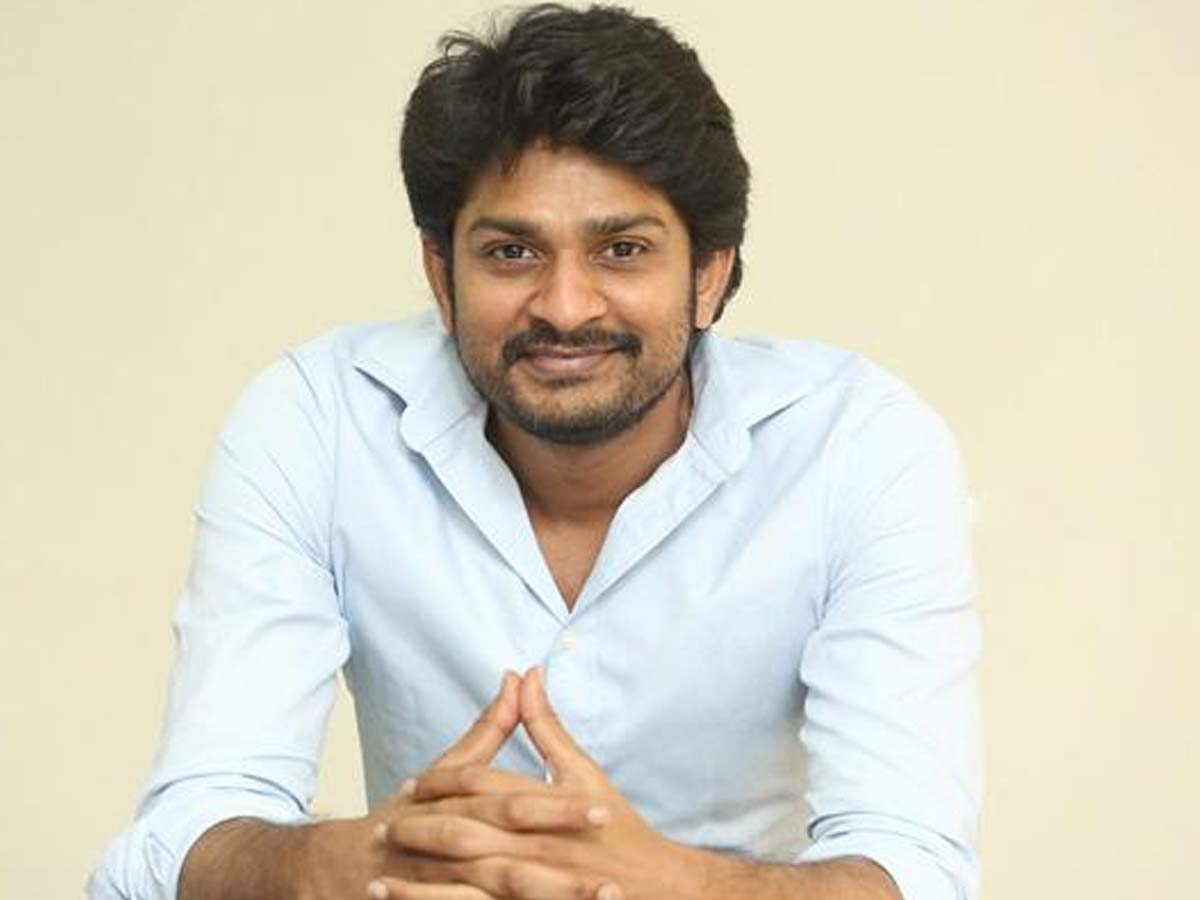 Sandeep Madhav of George Reddy fame signs a romantic entertainer