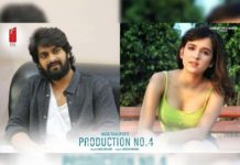 Shirley Setia fees for Naga Shaurya film