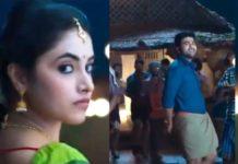 Lungi clad Sharwanand flirting with Priyanka Arul Mohan : Sreekaram 1st Song