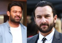Super special fight between Prabhas and Saif Ali Khan