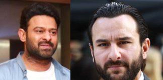 Super special fight between Prabhas and Saif Ali Khan