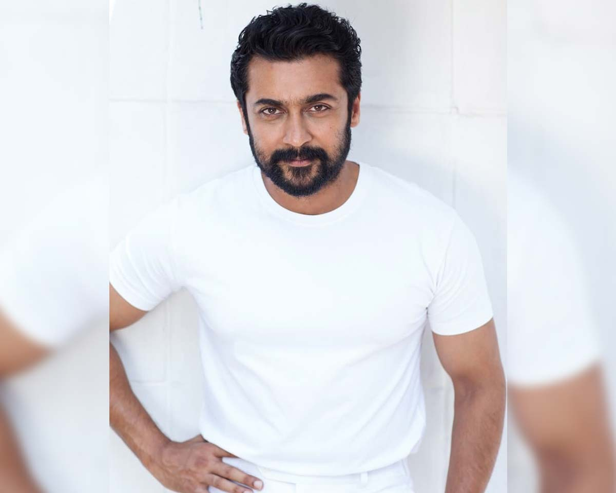 Suriya lines up two projects after Navarasa
