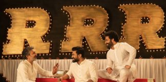 Team RRR wishes you a happy Diwali pics