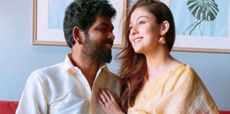Vignesh Shivan birthday wishes to his lady love Nayantara