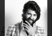 Vijay Deverakonda Fired up to see the outsider