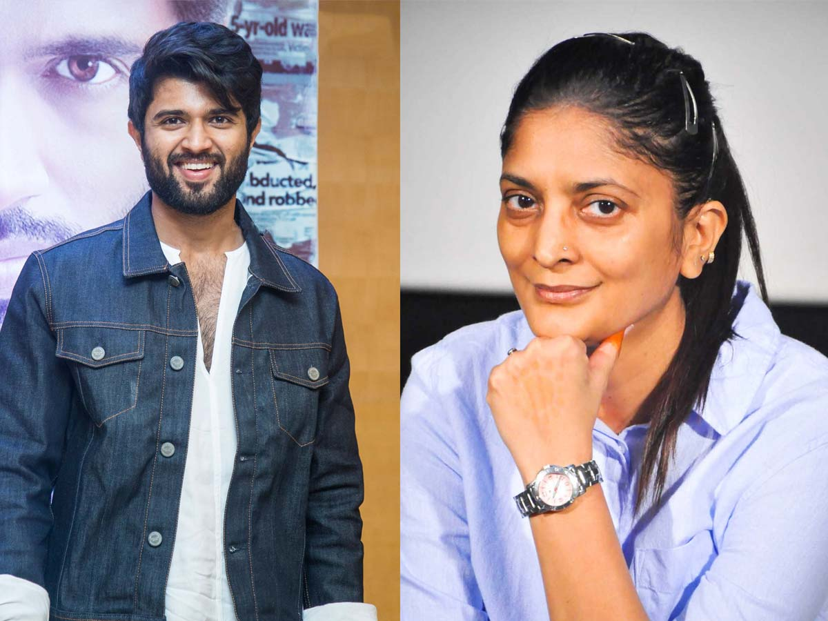 Vijay Deverakonda next film with Sudha Kongara?