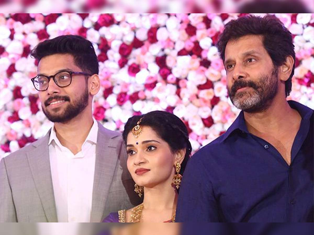 Vikram becomes coolest grand dad! His daughter Akshita delivers a baby