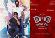Vishnu Manchu and Srinu Vaitla film titled D & D Double Dose