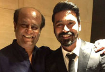 Will Dhanush act in Rajinikanth's biopic?