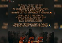 A treat for KGF: Chapter 2 fans on 21st December