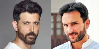 Adipurush villain and Hrithik Roshan in Vikram Vedha Hindi remake