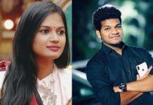 Ariyana Glory and Avinash tohost TV shows