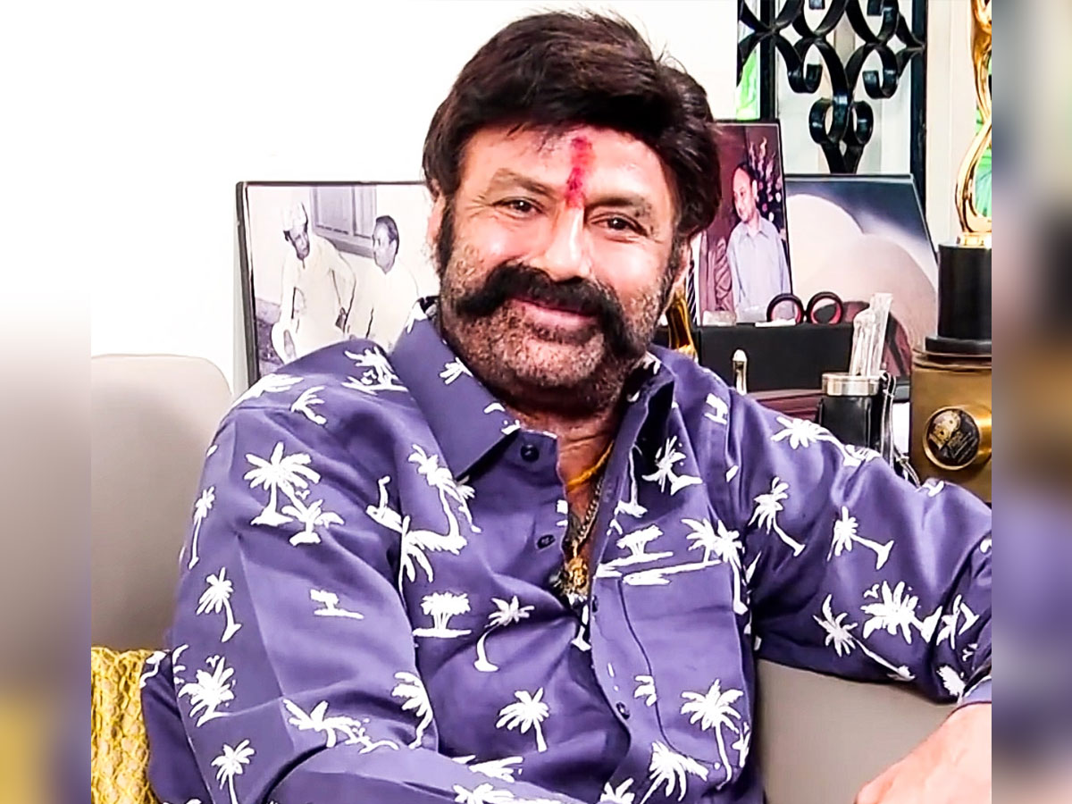 Balakrishna decides to play safe and real