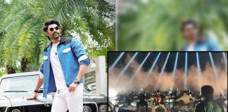 Bellamkonda Sai Sreenivas and Sonu Sood rocking on dance floor